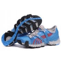 2010 Puma Running Shoes In Blue/Red Christmas Deals QEHnh