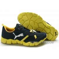Puma Elye Running Shoes RoyalblueYellow Discount T8Je4W