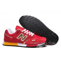 Cheap To Buy New Balance 446 Women Red XpQkSM