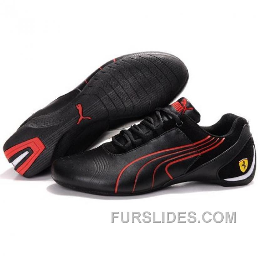 ab6766809cf3 Puma Future Cat M1 In Black-Red Christmas Deals QDjx3