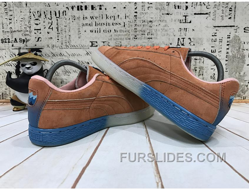9028745750fe2e Puma X Pink Dolphin Suede Capsule Collection Women Men For Sale 6HEEK
