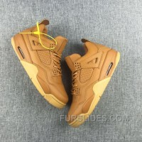 Air Jordan 4 Premium Ginger Mens In Stock Discount