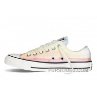 CONVERSE Chuck Taylor All Star Photo Real Sunset Print Pink Low Cheap To Buy