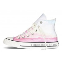 Pink High CONVERSE Chuck Taylor All Star Photo Real Sunset Print Shoes Online