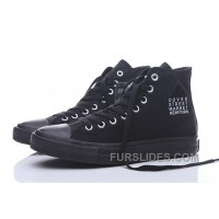 All Black CONVERSE Dover Street Market New York Chuck Taylor 1970s High Ps Cheap To Buy