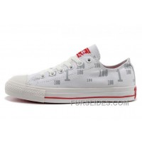 CONVERSE All Star CT OX 100 Club White Cloud Ps Canvas Trainers Cheap To Buy