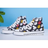 Black High Ps CONVERSE X The Simpsons Chuck Taylor All Star Cheap To Buy