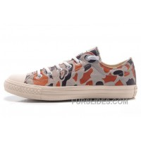 CONVERSE Suede Camouflage Grey Brown All Star Chuck Taylor Sneakers Online