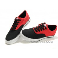 Red Black CONVERSE Christmas Collection All Star Tops Tonal Stitching Canvas Super Deals
