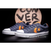 CONVERSE Star Player EV Blue Chuck Taylor All Star Low For Sale