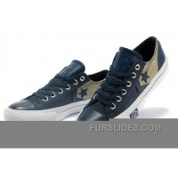 Golden Blue CONVERSE Clot X First String Pro MrSandman Chuck Taylor All Star Top Canvas Sneakers New Release