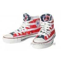 All Star CONVERSE American Flag By John Varvatos Canvas Sneaker For Sale