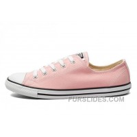 CONVERSE Chuck Taylor All Star Dainty Pink Women Shoes Lastest
