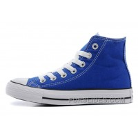 Chuck Taylor Fresh Colors Sapphire Blue All Star Larkspur CONVERSE Summer Sneakers Super Deals
