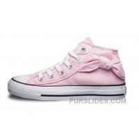 CONVERSE Hello Kitty Bow Tie Side Pink Chuck Taylor All Star Discount