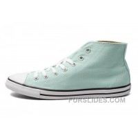 CONVERSE Chuck Taylor All Star Dainty Slim Mint Green Canvas Shoes Online