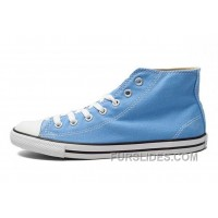 CONVERSE Chuck Taylor All Star Dainty Slim Blue Canvas Shoes Cheap To Buy