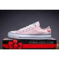 Pink Hello Kitty X CONVERSE Chuck Taylor All Star Discount