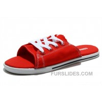 All Red All Star CONVERSE Cutaway EVO Chuck Taylor Slippers Top Deals