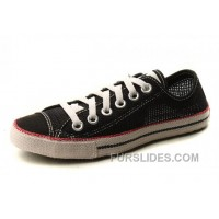 Black All Star CONVERSE Summer Collection Chuckout Mesh Style Tops Casual Shoes Free Shipping