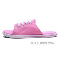 Pink CONVERSE Cutaway EVO Summer Chuck Taylor All Star Women Slippers Free Shipping