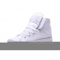 White CONVERSE Big Tongue Velcro Winter Leather CT All Star Shoes For Sale