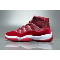 Air Jordan 11 Velvet Heiress Girls Womens For Sale