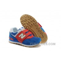 Kids New Balance Shoes 574 M006 Authentic