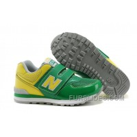 Kids New Balance Shoes 574 M018 Christmas Deals