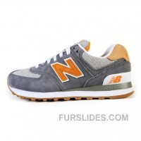 2016 New Balance 574 Men Grey Lastest