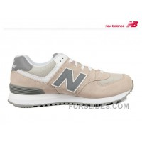 New Balance 574 2016 Men Beige Gray Online