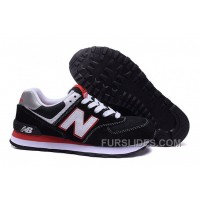 New Balance 574 2016 Men Black Authentic 210832