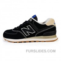 New Balance 574 2016 Men Black Authentic 210834