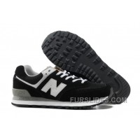New Balance 574 2016 Men Black Lastest