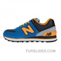New Balance 574 2016 Men Blue For Sale