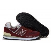 New Balance 574 2016 Men Brown Lastest