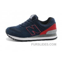 New Balance 574 2016 Men Dark Blue Authentic 210880