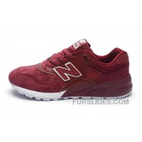 2016 New Balance 580 Men All Red Lastest