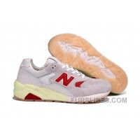 2016 New Balance 580 Men Beige Top Deals