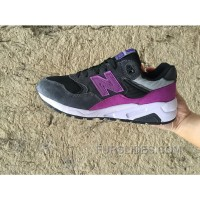 2016 New Balance 580 Men Black Purple For Sale