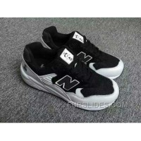 2016 New Balance 580 Men Black White For Sale