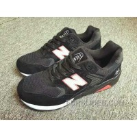 2016 New Balance 580 Men Black Top Deals