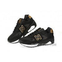 2016 New Balance 580 Men Black For Sale