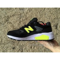 2016 New Balance 580 Men Black Online