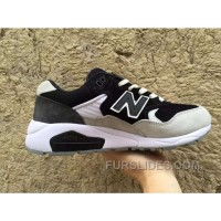2016 New Balance 580 Men Black Christmas Deals