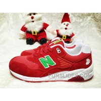 2016 New Balance 580 Men Red Christmas Deals