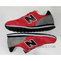 New Balance 373 Men Red Cheap To Buy