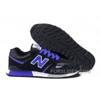 New Balance 446 Men Black Authentic