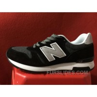 New Balance 565 Men Black Discount
