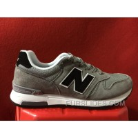 New Balance 565 Men Grey Christmas Deals